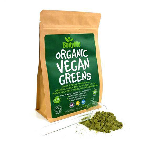 Organic Vegan Greens Powder from BodyMe