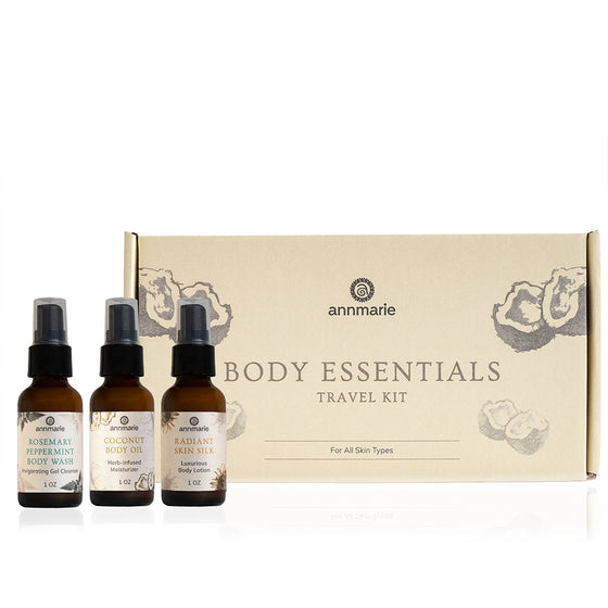 Body Essentials Travel Kit Box