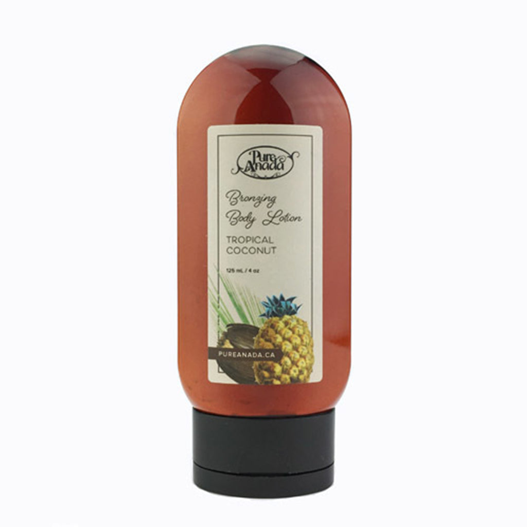 Bronzing Body Shimmer Lotion - Tropical Coconut 125ml
