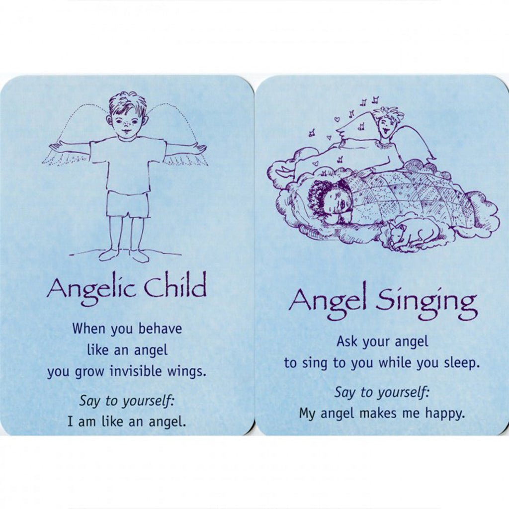 Angel Cards for Children - Oracle Cards-Holistic-Live in the Light