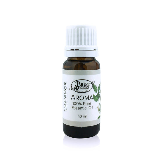 Camphor Aroma - Essential Oil 10ml-PureAnada-Live in the Light