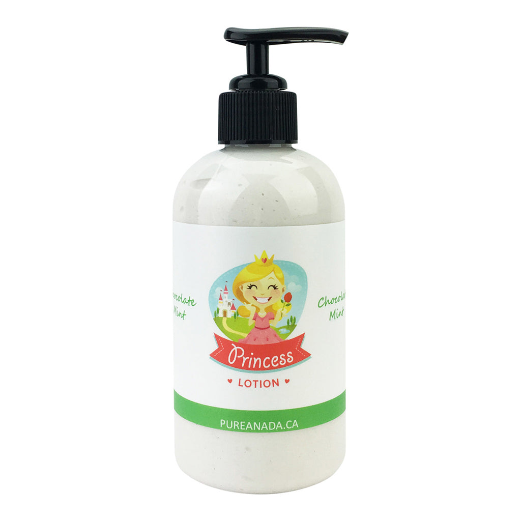 Princess Lotion - Chocolate Mint 230ml-PureAnada-Live in the Light