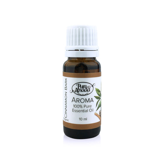 Cinnamon Bark Aroma (Organic) - Essential Oil 10ml-PureAnada-Live in the Light