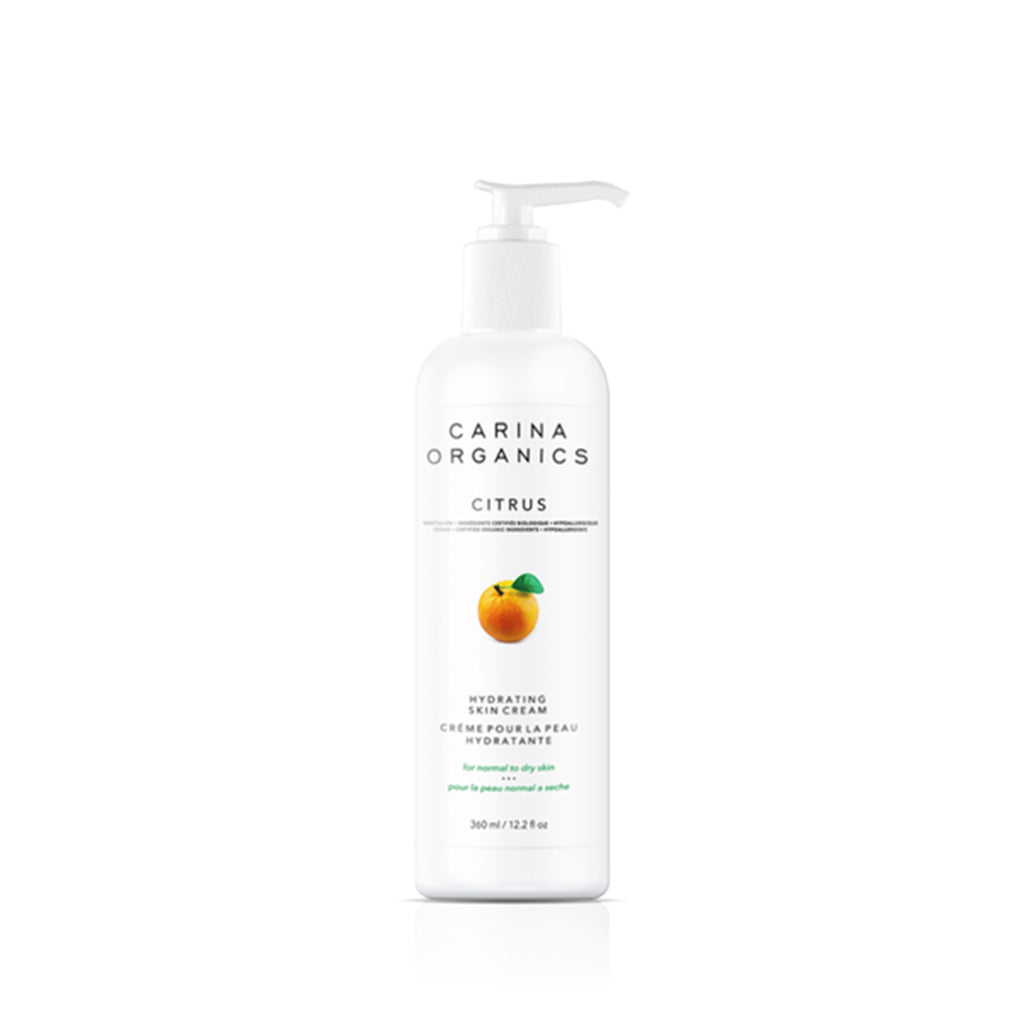 Citrus Hydrating Skin Cream 360ml