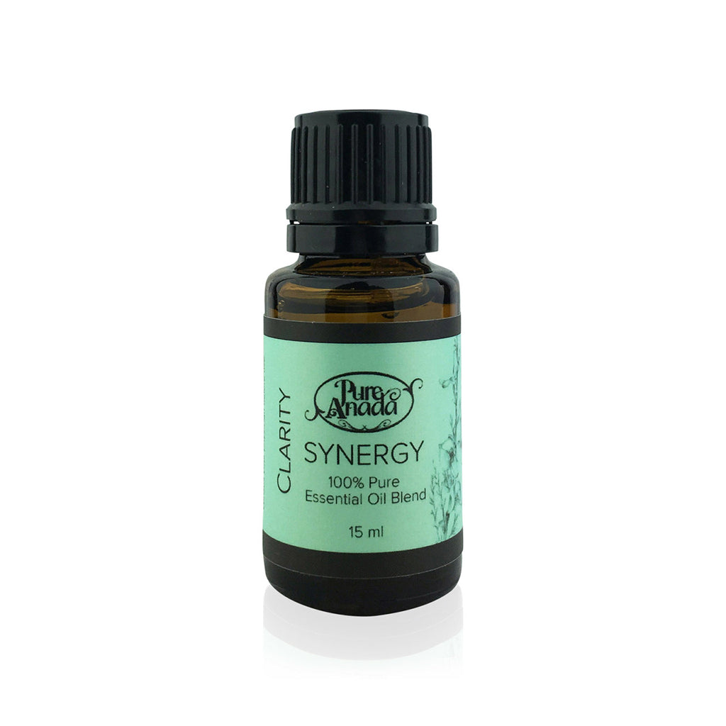 Essential Oil - CLARITY - Concentration Synergy 15ml-PureAnada-Live in the Light