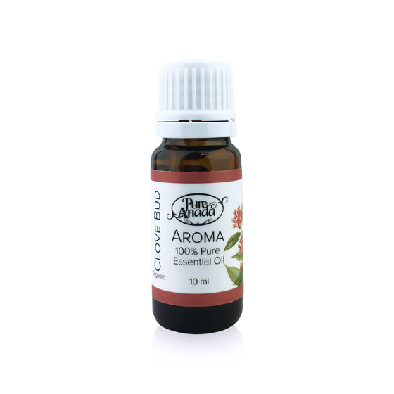 Clove Bud Aroma (Organic) - Essential Oil 10ml-PureAnada-Live in the Light
