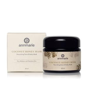 Coconut Honey Mask 50ml-AnnMarieGianni-Live in the Light