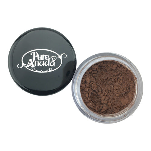 Coffee - Velvet Matte Loose Shadow 1g-PureAnada-Live in the Light