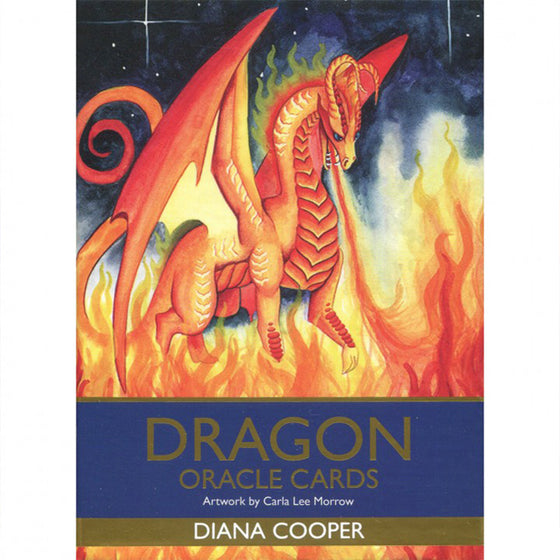 Dragon Oracle Cards-Holistic-Live in the Light