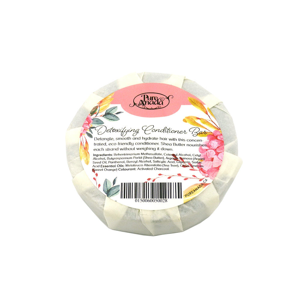 Conditioner Bar - Detoxifying (Tea Tree & Sweet Orange)