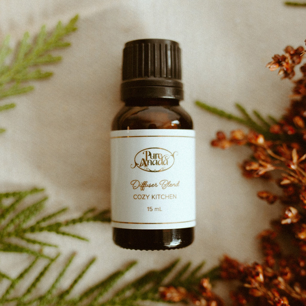Christmas Essential Oil - COZY KITCHEN- Diffuser Blend 15ML