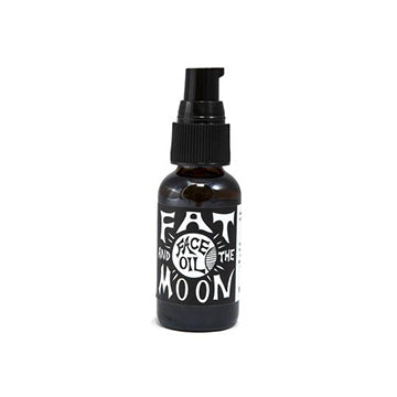 Face Oil 1oz - Fat & The Moon