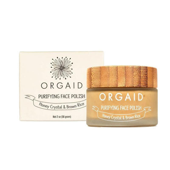 Organic Purifying Face Polish 2oz / 57g