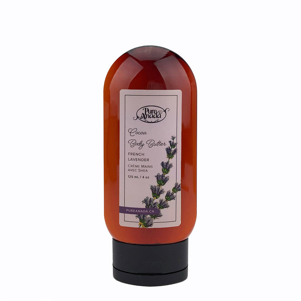 Cocoa Body Butter - French Lavender 125ml