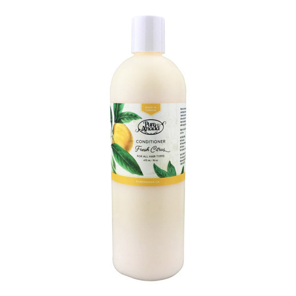 Fresh Citrus Conditioner 475ml-PureAnada-Live in the Light