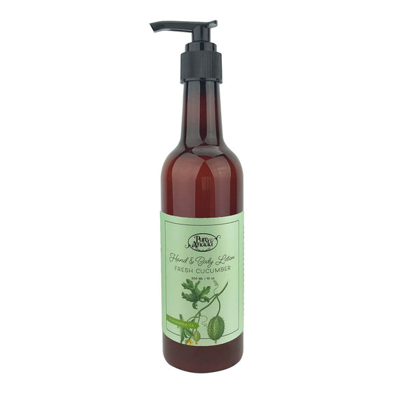 Hand & Body Lotion - Fresh Cucumber 300ml