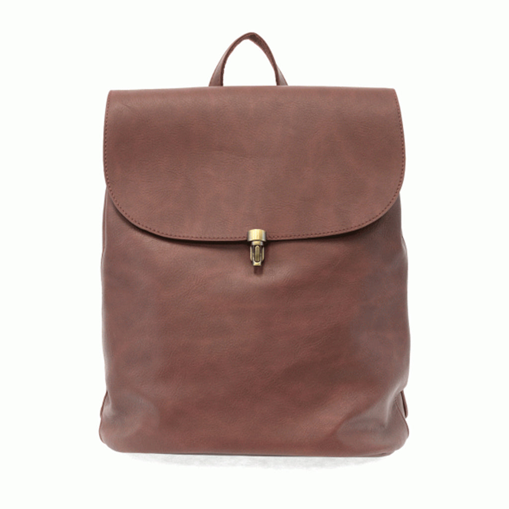 Colette Backpack - Dark Mauve