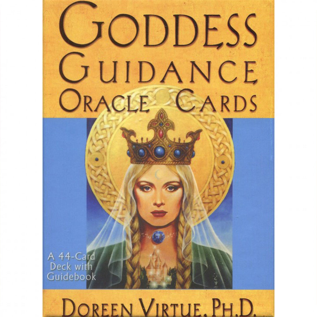 Goddess Guidance - Oracle cards-Holistic-Live in the Light