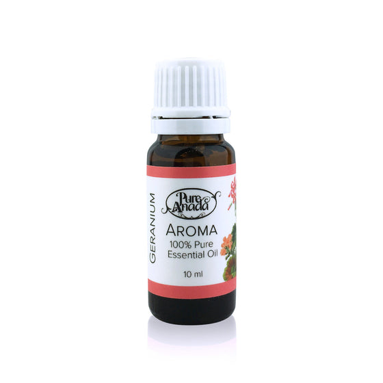 Geranium Aroma - Essential Oil 10ml-PureAnada-Live in the Light