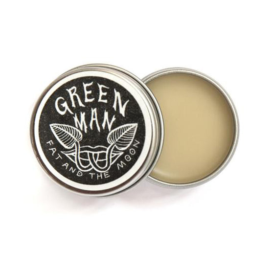 *NEW* Green Man Scent Balm 0.5oz - Fat & The Moon