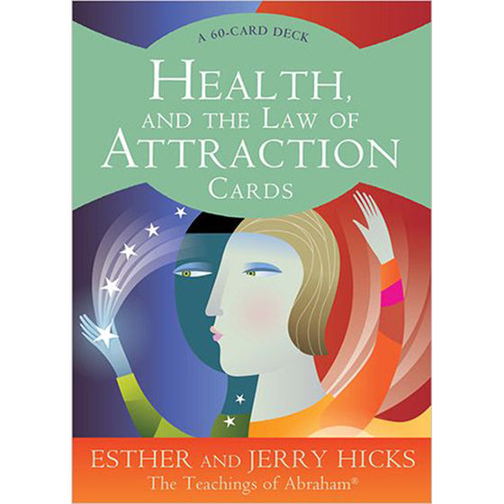 Health, and the Law of Attraction Cards - Oracle Cards-Holistic-Live in the Light