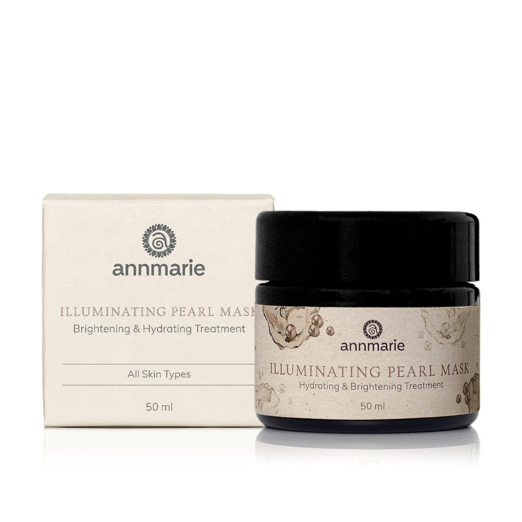 *NEW* Illuminating Pearl Mask 50ml - Hydrating & Brightening-AnnMarieGianni-Live in the Light
