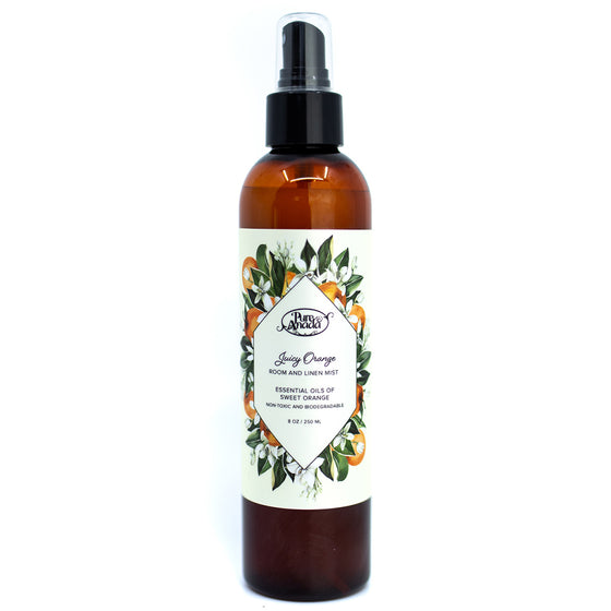Room & Linen Mist - Juicy Orange 250ml