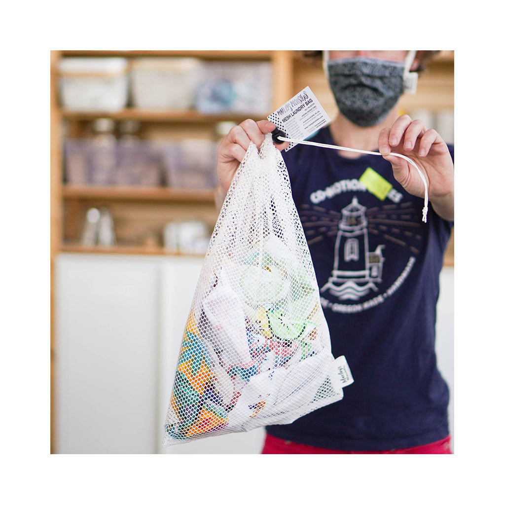 Mesh Laundry Bags by Marley's Monsters