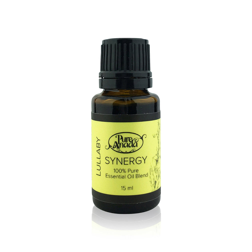 Essential Oil - LULLABY - Gentle Baby Synergy 15ml