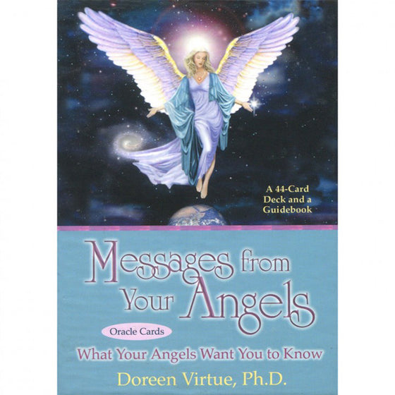 Messages from your Angels - Oracle cards-Holistic-Live in the Light