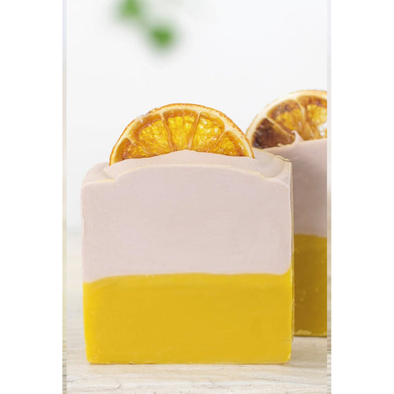 The Orange One - Artisan 100% natural soap