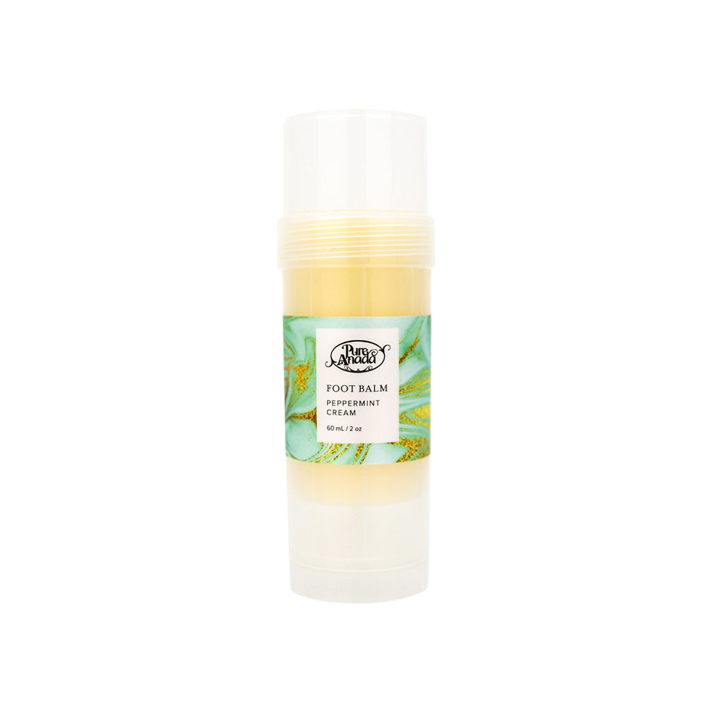 Peppermint Cream Foot Balm 56ml