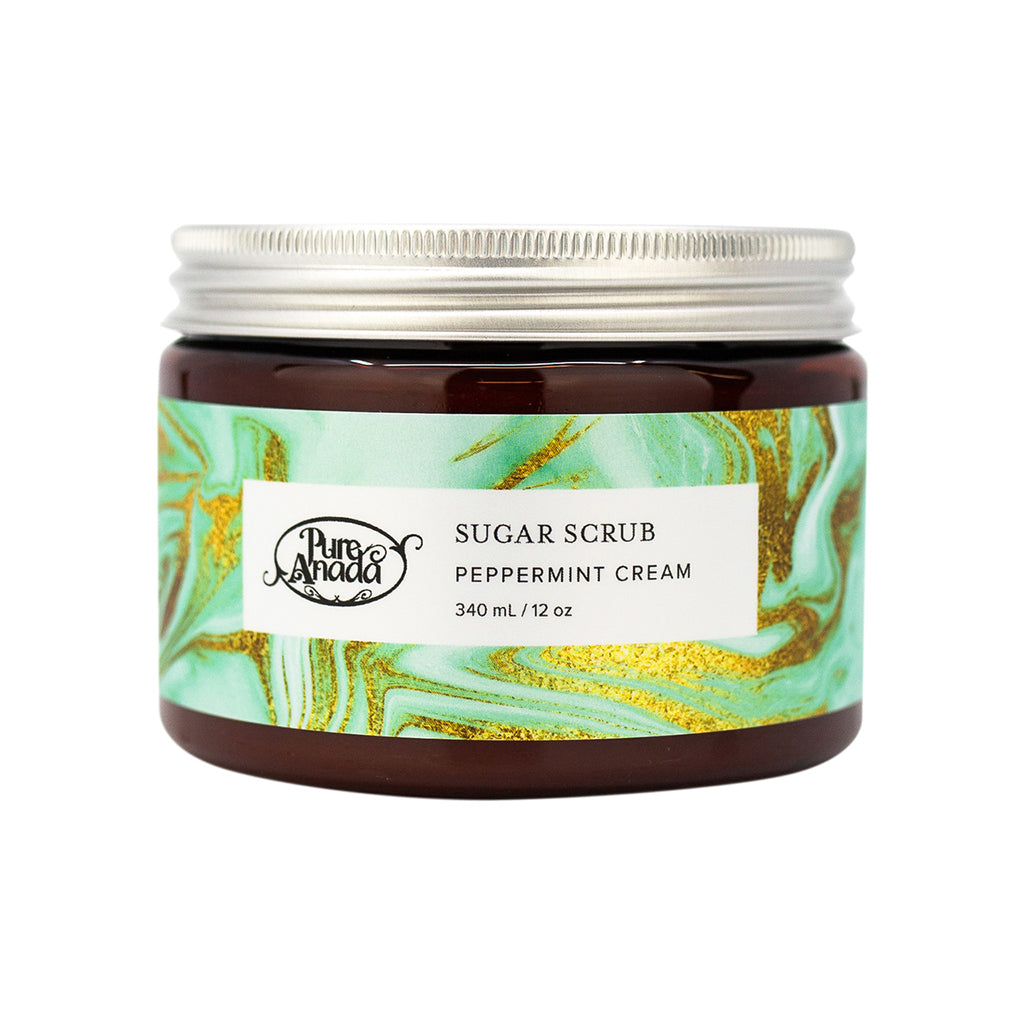 Sugar Scrub - Peppermint Cream 340ml