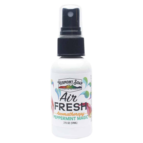 Air Fresh Aromatherapy Spray Mister  - Peppermint Magic