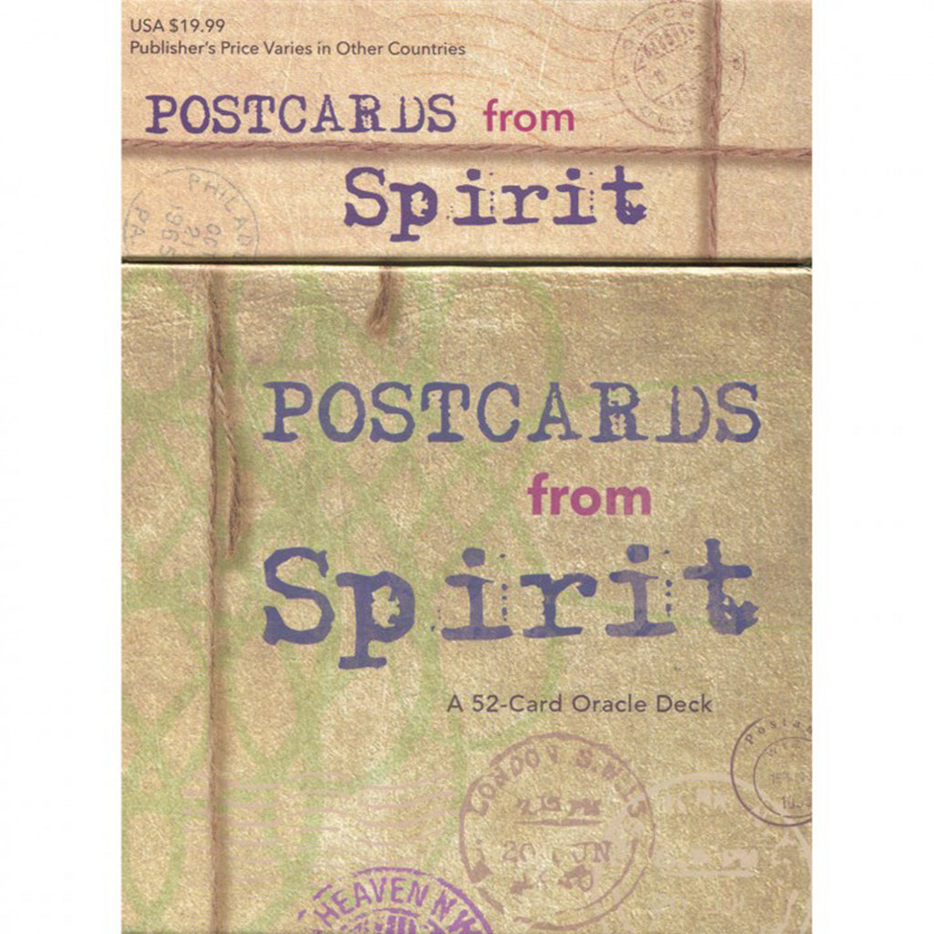 Postcards from Spirit - Oracle Cards