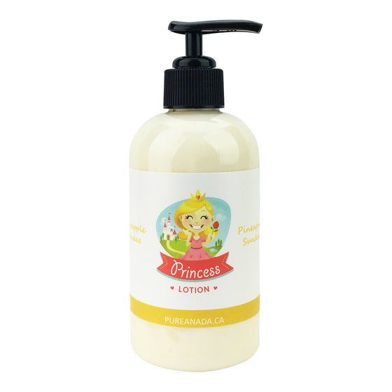 Princess Lotion - Pineapple Sundae 230ml-PureAnada-Live in the Light