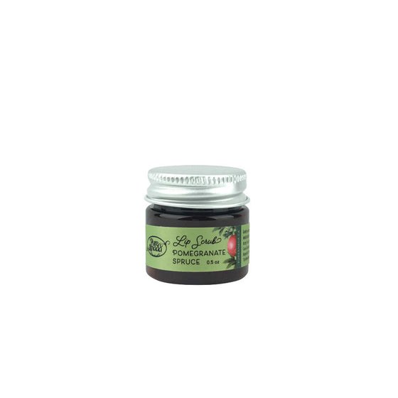 Pomegranate Spruce - Lip Scrub 0.5oz-PureAnada-Live in the Light