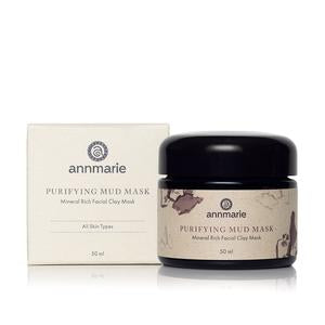 Purifying Mud Mask 50ml-AnnMarieGianni-Live in the Light