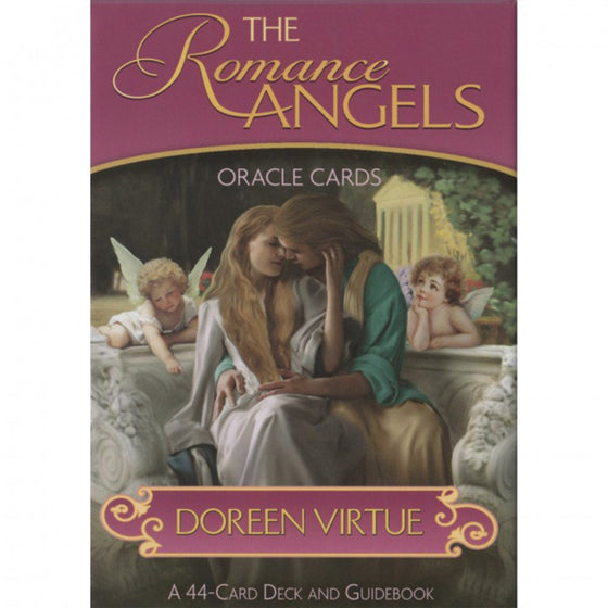 Romance Angels - Oracle cards-Holistic-Live in the Light