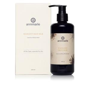 Radiant Skin Silk Body Lotion 200ml-AnnMarieGianni-Live in the Light