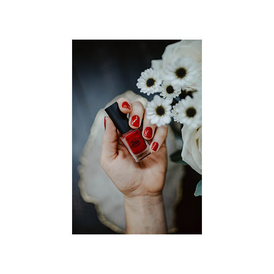 Ravishing Red - Nail Polish 12ml