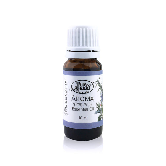 Rosemary Aroma (Organic) - Essential Oil 10ml-PureAnada-Live in the Light