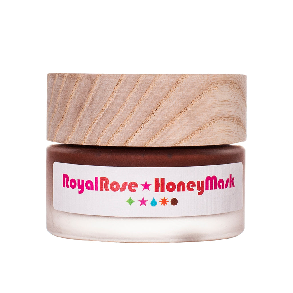 Living Libations Royal Rose Honey Mask
