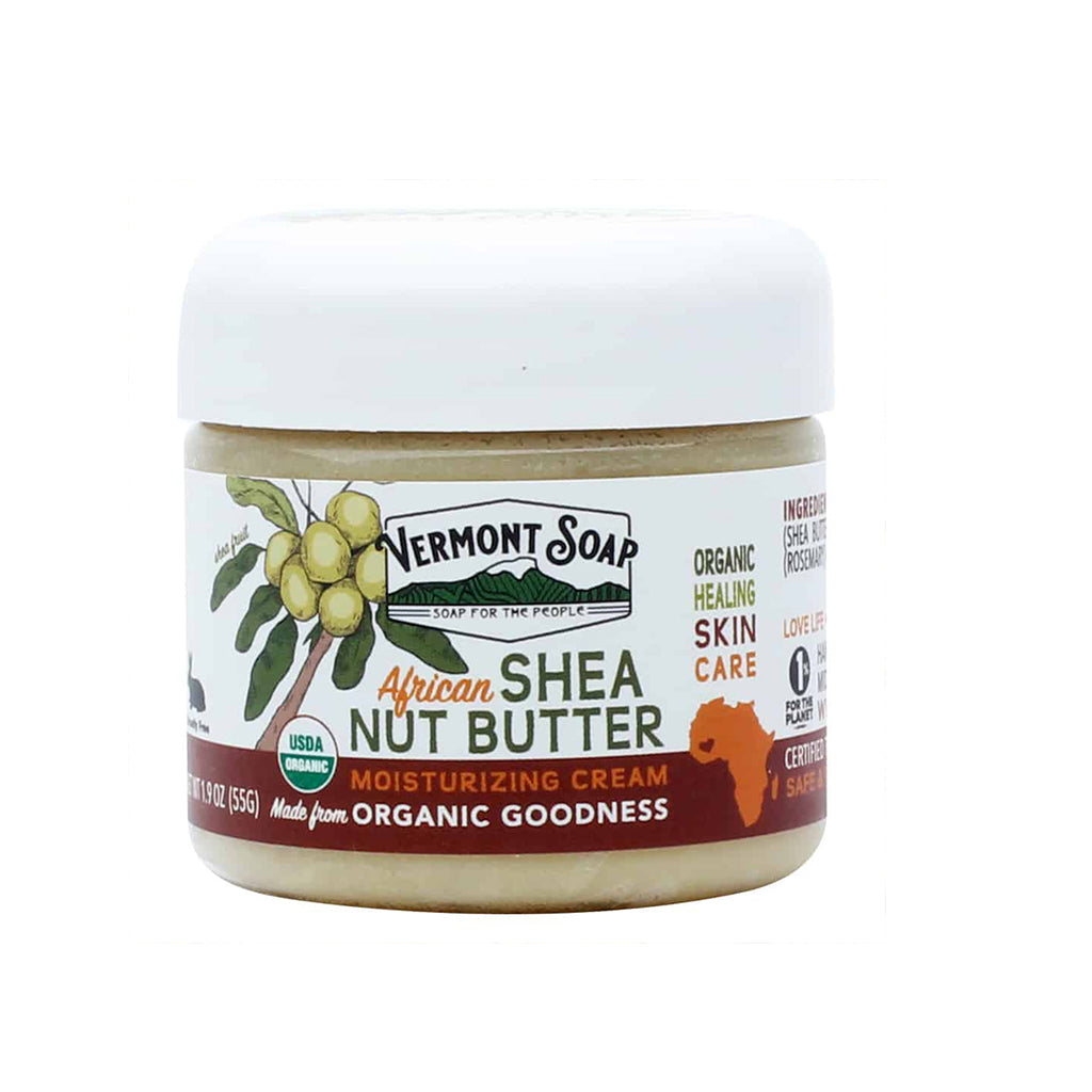 Organic African Shea Nut Butter -  now in 3 Sizes