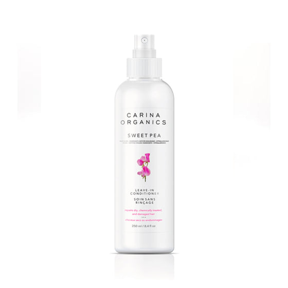 Sweet Pea Leave-In Conditioner 250ml-Carina Organics-Live in the Light
