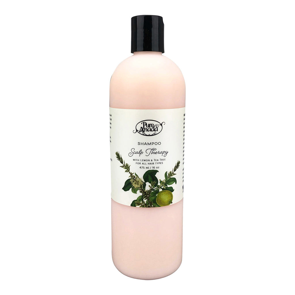 Scalp Therapy Shampoo with Lemon & Teatree 475ml