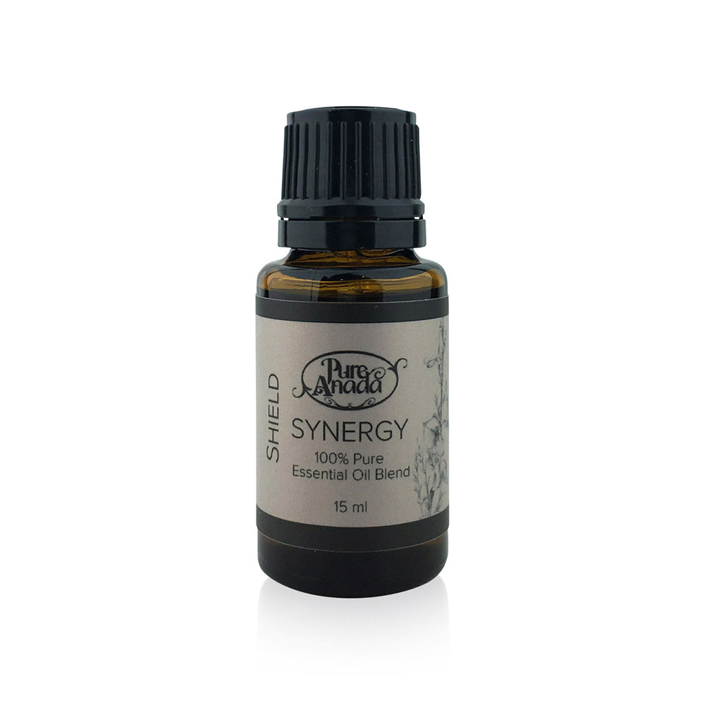 Essential Oil - SHIELD - Antibacterial Synergy 15ml-PureAnada-Live in the Light