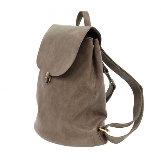 Colette Backpack - Dark Taupe