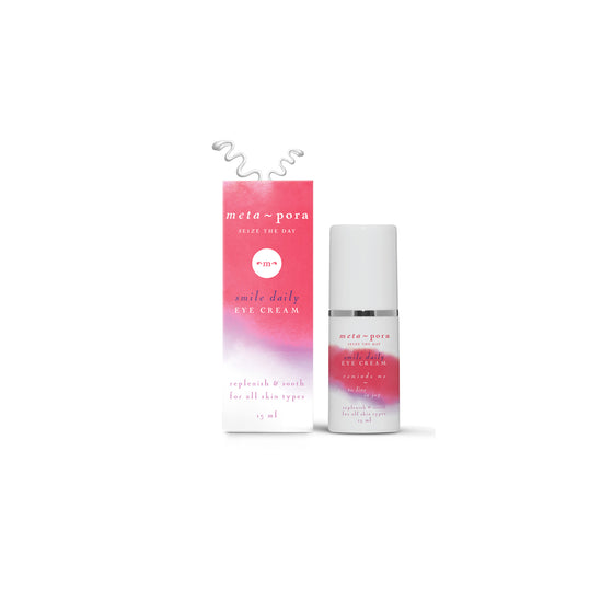 Smile Daily Eye Cream 15ml-meta~pora-Live in the Light
