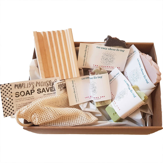 Handmade Soap Sampler Kit